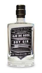 Dry Gin Ojo de Agua Dieter Meier 43% 50 cl ( Schweiz )