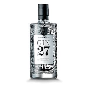 Gin 27 Premium Dry 43% Vol. 70 cl