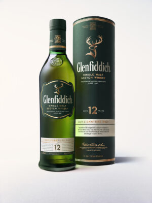 Glenfiddich 12 Years Pure Malt Whisky 40% Vol. 70 cl