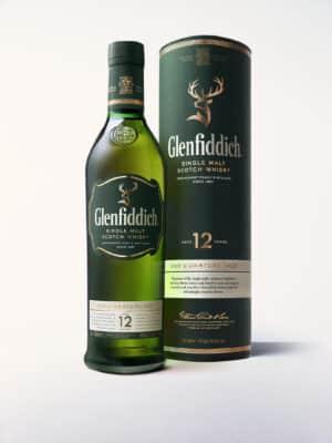 Glenfiddich 12 Years Pure Malt Whisky 40% Vol. 70 cl