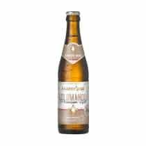 Baarer Goldmandli Premium Hell 5,2% Vol  8 x 33 cl EW Flasche
