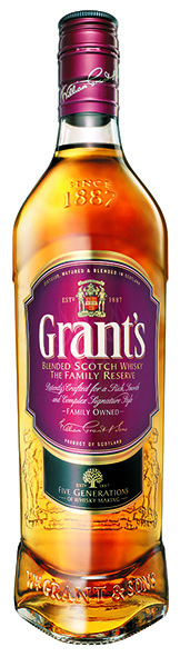 Grant's Scotch 40% Vol. 70 cl