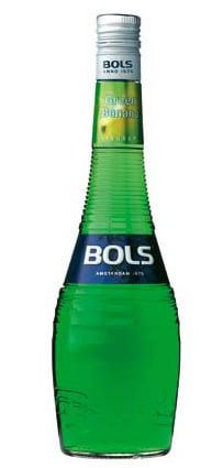 Bols Grüne Banane 17% Vol. 70 cl