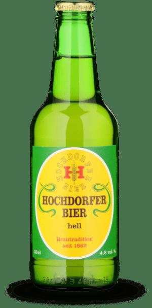 Hochdorfer Lager hell 4,8% Vol. 20 x 33cl EW Flasche