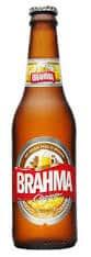 Brahma Lager 4,3% Vol. ( Europa Abfülung ) 24 x 33cl EW Flasche Brasilien ( Verfügbarkeit unbekannt)