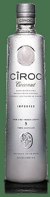 CIroc Coconut Vodka 37,5% Vol. 70 cl Frankreich ( so lange Vorrat )