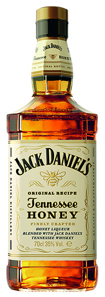 Jack Daniel's Honey Liqueur 35% Vol. 70 cl