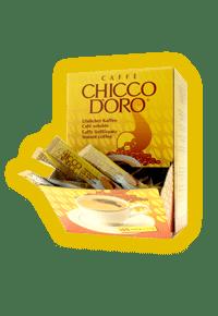Chicco d'Oro lösliche Sticks Verpackung 10 Pack à 100 Sticks
