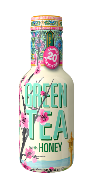 AriZona Green Tea Low Cal 6 x 50 cl PET