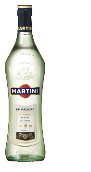 Martini Bianco Vermouth 15% Vol. 100cl