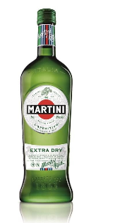 Martini Extra Dry Vermouth 18% Vol. 100cl