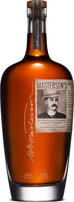 Masterson's Rye 10y 75 cl ( nur auf Anfrage )