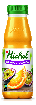 Michel Orange / Passion Premium Fairtrade 6 x 33 cl Pet