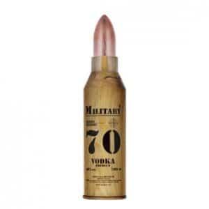 Debowa Military Vodka 40% Vol. 70cl Polen