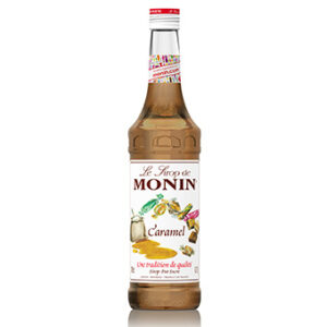 Caramel Monin Premium Sirup alkoholfrei 70 cl