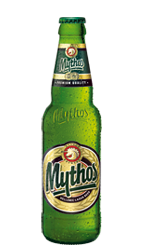 Mythos Lager hell 4,7% Vol. 6 x 33 cl EW Flasche Griechenland