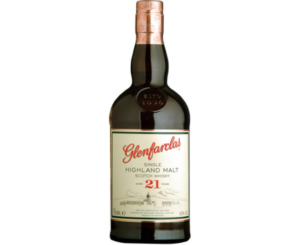Glenfarclas 21 Years old 43% Vol. 70 cl