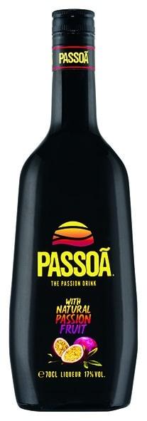 Passoã Passion Fruits Original 17% Vol. 70 cl
