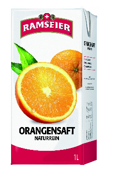 Ramseier Orangensaft 12 x 100 cl Tetra