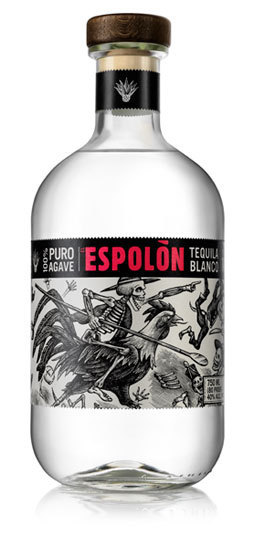 Espolon Tequila Blanco 40% Vol. 70 cl Puro Agave Mexiko