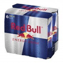 Red Bull Energy Drink Dose 6 x 25 cl Dose