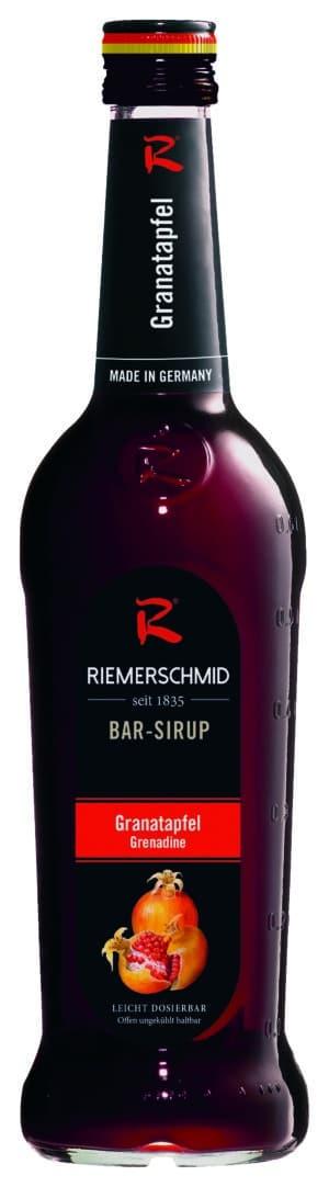 Riemerschmid Sirup Grenadine / Granatapfel Barsyrup 70 cl