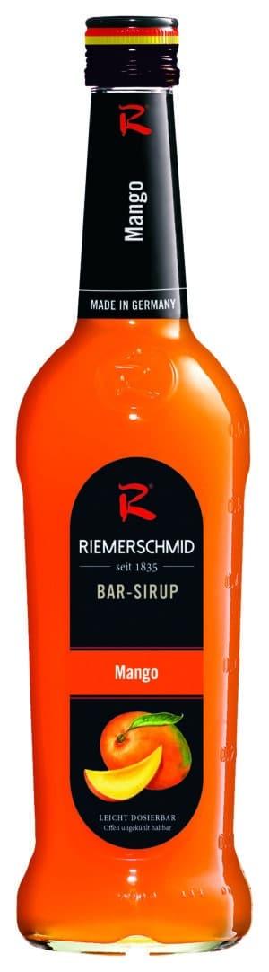 Riemerschmid Sirup Mango Barsyrup 70 cl
