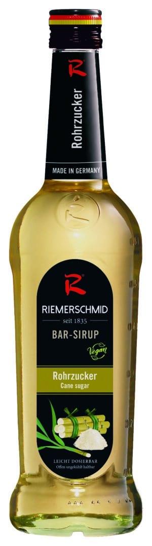 Riemerschmid Sirup Rohrzucker Barsyrup 70 cl