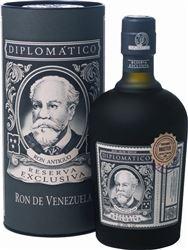 Rum Diplomatico Reserva Exclusiva 40% Vol. 70 cl Venezuela