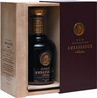 Rum Diplomatico Ambassador Selection 47% Vol. 70 cl Venezuela