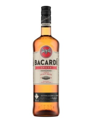Rum Bacardi Spiced 35% Vol. 70 cl Bahamas