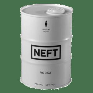NEFT Vodka white 40% Vol. 70 cl ( nur so lange wie Vorrat )
