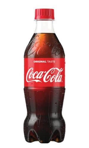 Coca-Cola 6 x 45 cl Pet