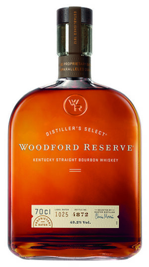Woodford Reserve Bourbon Kentucky American Whiskey 43% Vol. 70 cl USA