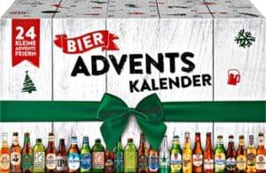 Bier Adventskalender 2019, mit 24 verschiedenen Biersorten