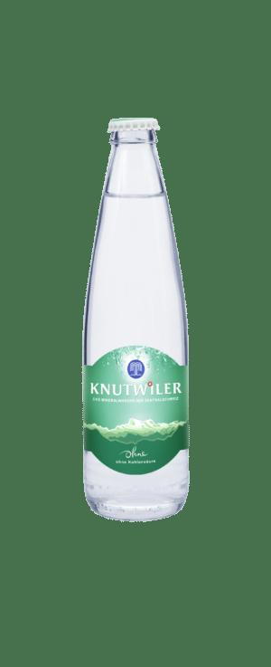 Knutwiler Mineral ohne Kohlensäure 24 x 33 cl MW Flasche