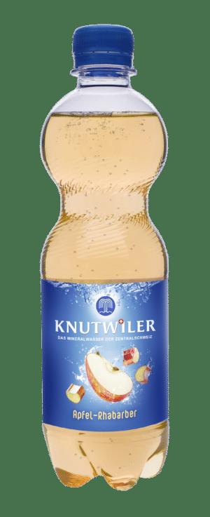 Knutwiler Apfel- und Rhabarberaroma 24 x 50 cl PET