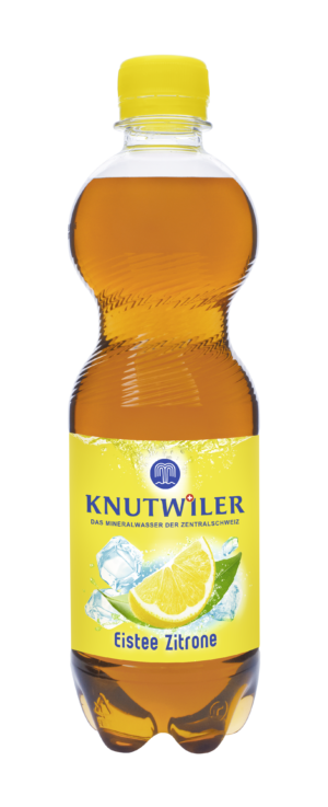 Knutwiler Eistee Zitrone 24 x 50 cl PET