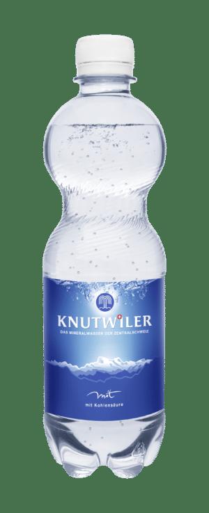 Knutwiler Mineral mit Kohlensäure 24 x 50 cl PET