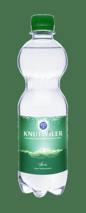 Knutwiler Mineral ohne Kohlensäure 24 x 50 cl PET