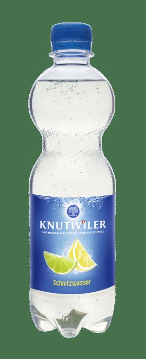 Knutwiler Schnitzwasser 24 x 50 cl PET