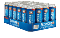 Erdinger alkoholfrei 0,4% Vol. 24 x 50 cl Dose