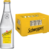 Schweppes Tonic 30 x 20 cl MW Flasche