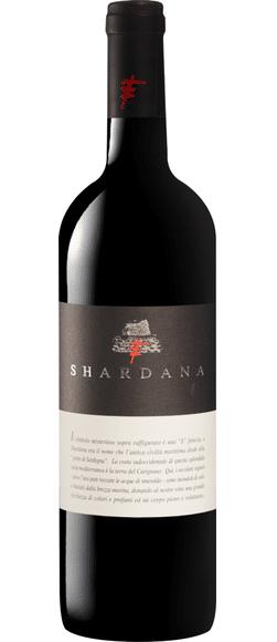Cantina di Santadi Shardana IGT Valli di Portopino 14.5% Vol. 75cl 2013