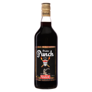 Kindschi Piraten-Punch mit Rum 33% Vol. 100 cl