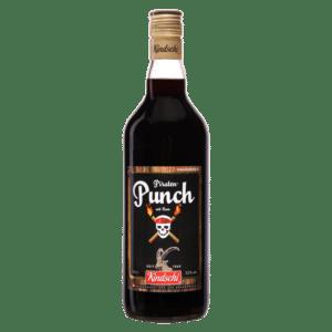 Kindschi Piraten-Punch mit Rum 33% Vol. 100 cl