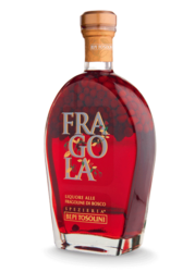 Fragola Likör auf Grappa-Basis mit wilden Walderdbeeren Bepi Tosolini 24% Vol. 70 cl