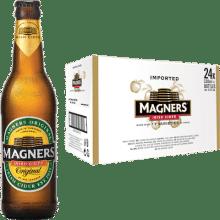 Magners Original Cider 4,5% Vol. 24 x 33 cl EW Flasche Irland