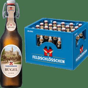 Feldschlösschen Bügel 4,8% Vol. 20 x 50 cl MW Flasche