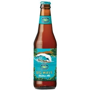Kona Big Wave Golden 4,4% Vol. 24 x 35,5 cl EW Flasche Hawaii